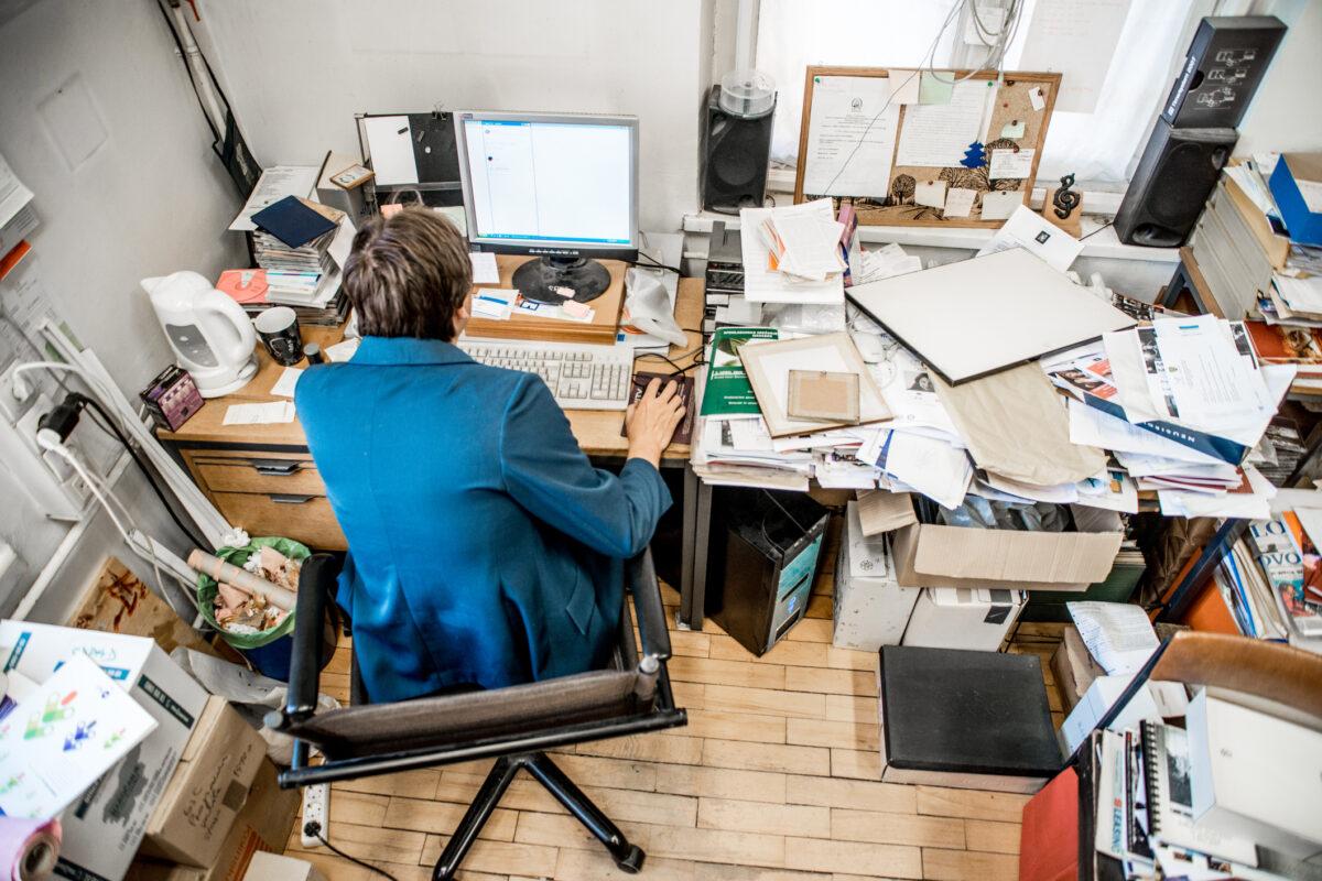 Organização: torne a sua secretária mais eficiente