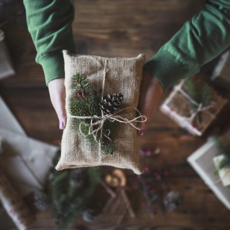 Passo a passo para um Natal mais sustentável