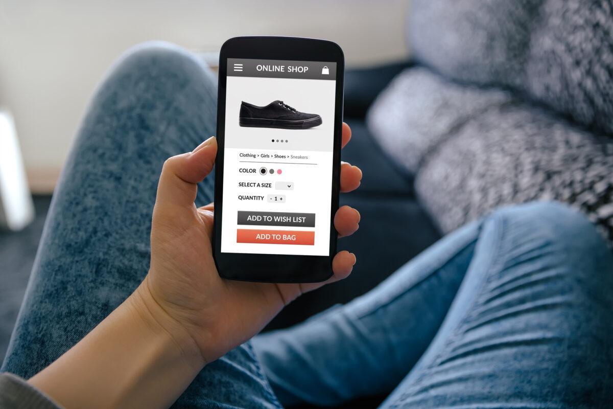 Compras com smartphone mais seguras