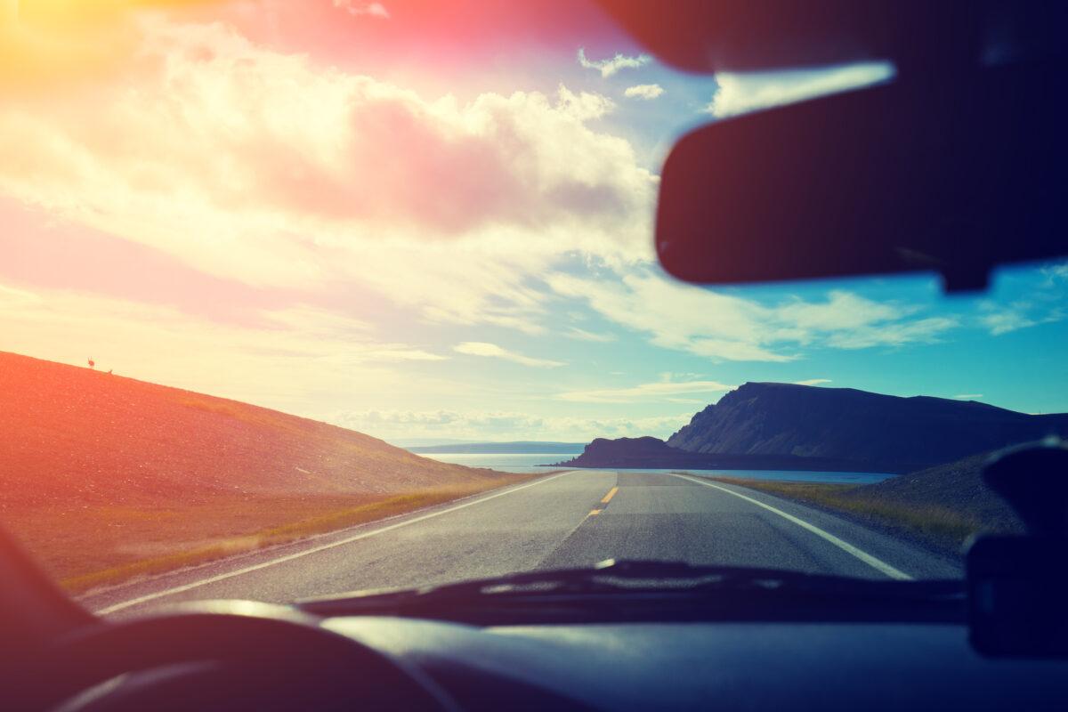 Melhor visibilidade ao volante para uma condução mais segura