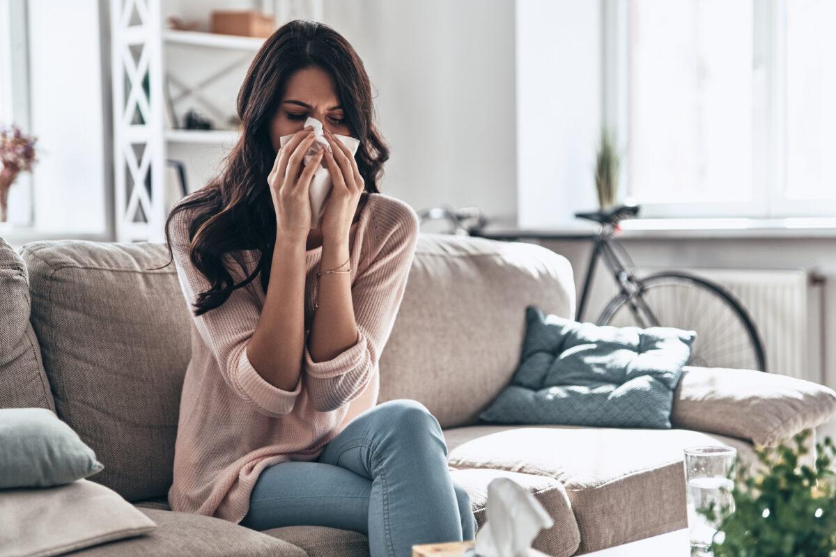 Hábitos que podem reduzir as suas alergias