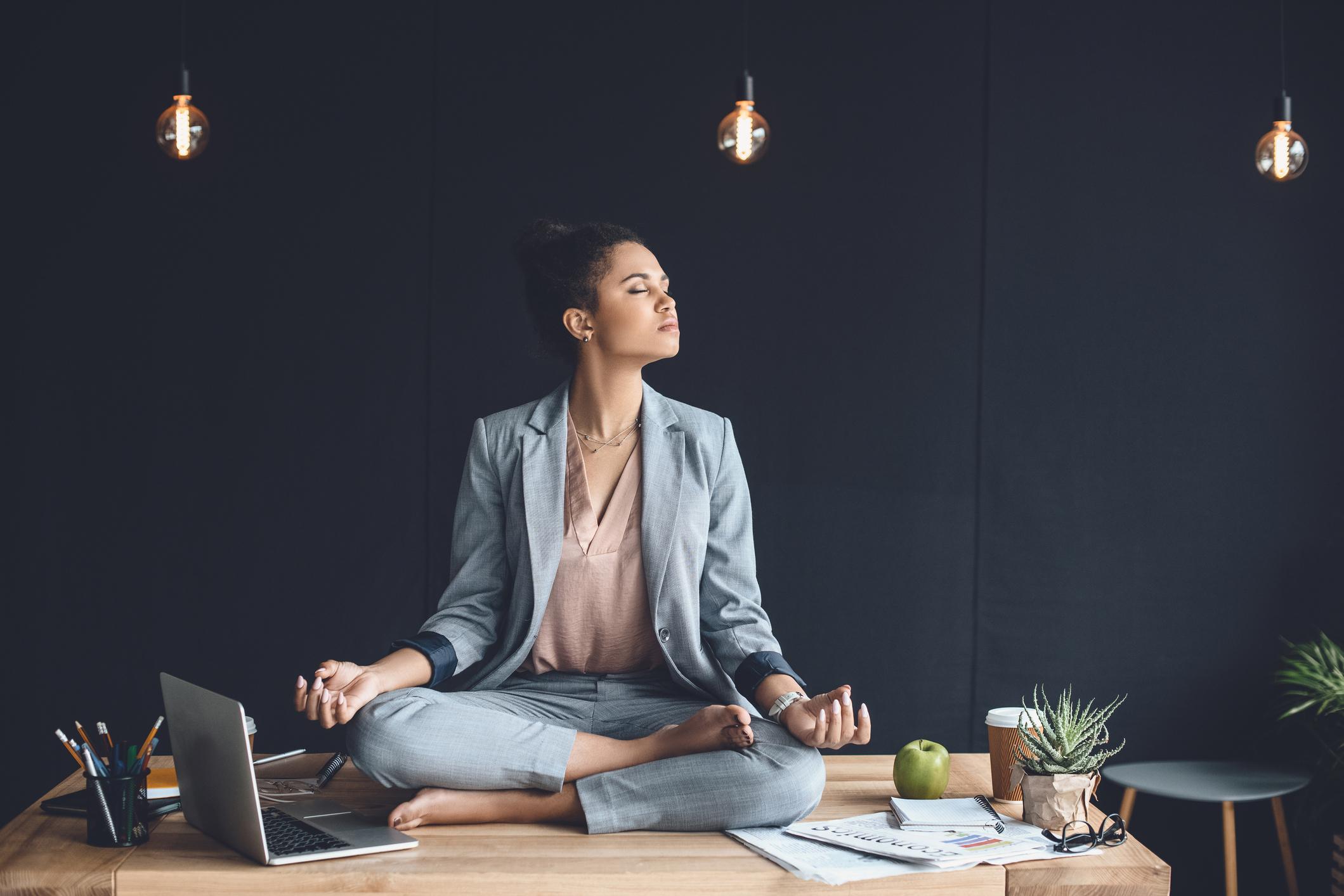 Meditação: encontre a melhor app para si