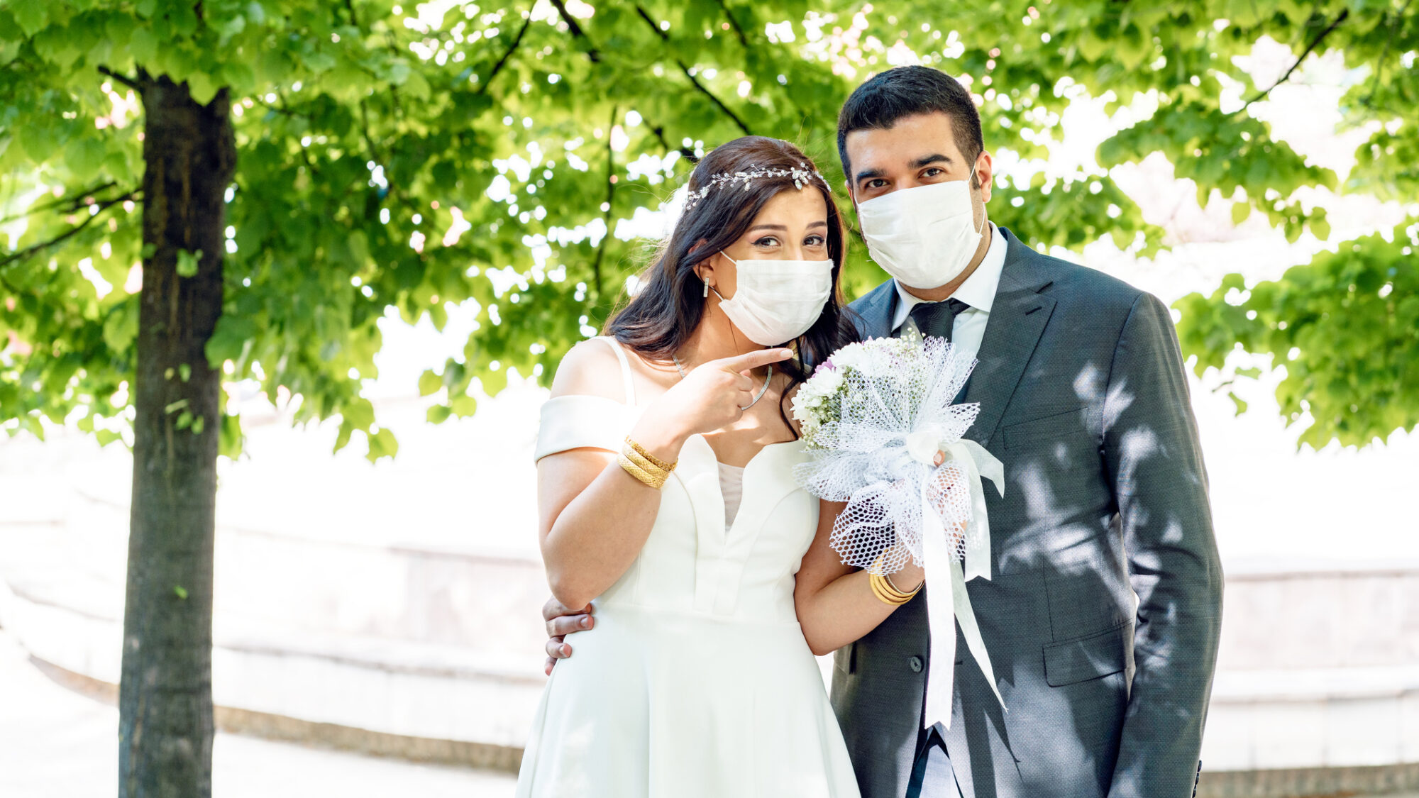 Casar em tempo de pandemia
