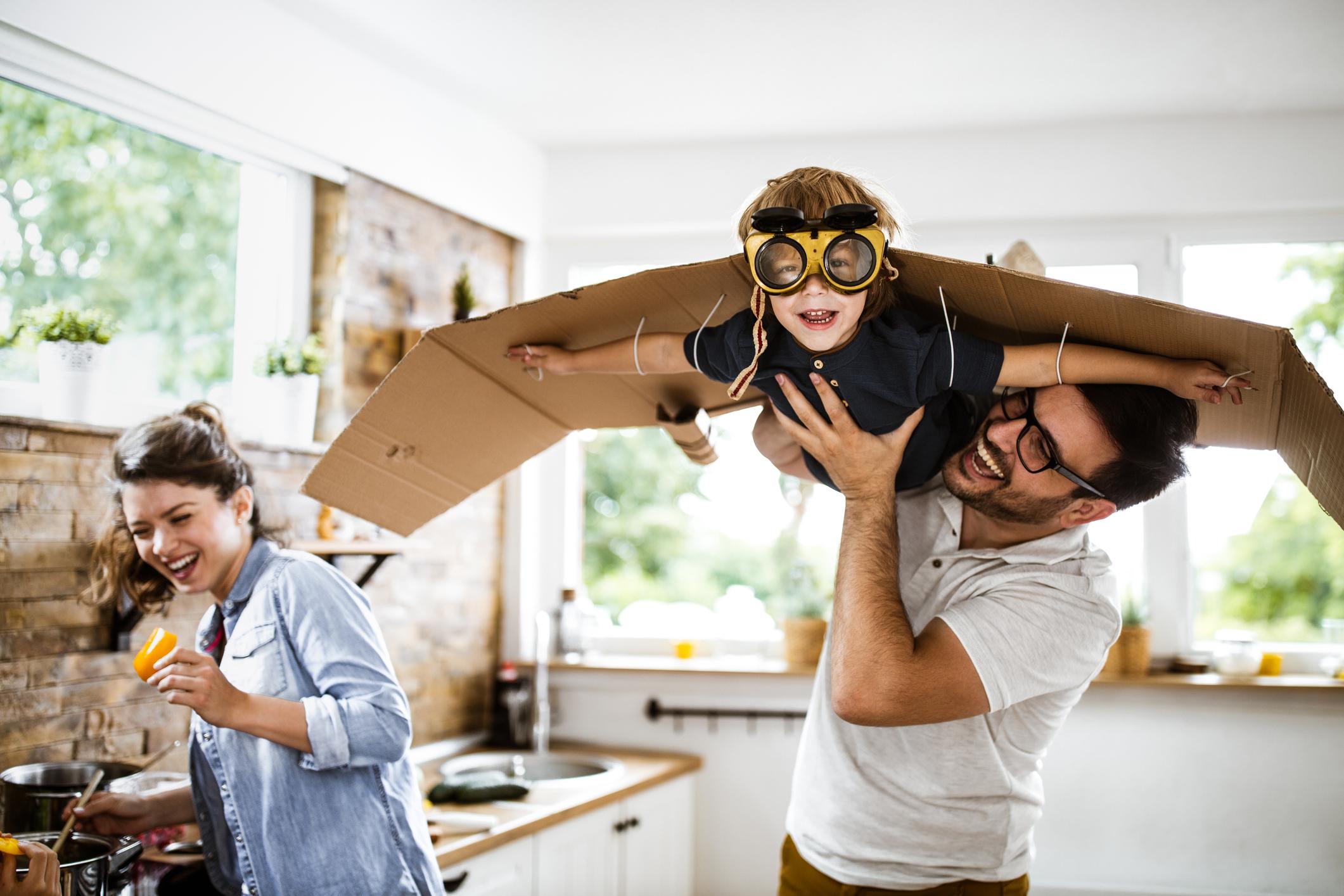 Dia da Criança: 8 dicas para se divertir com os mais novos