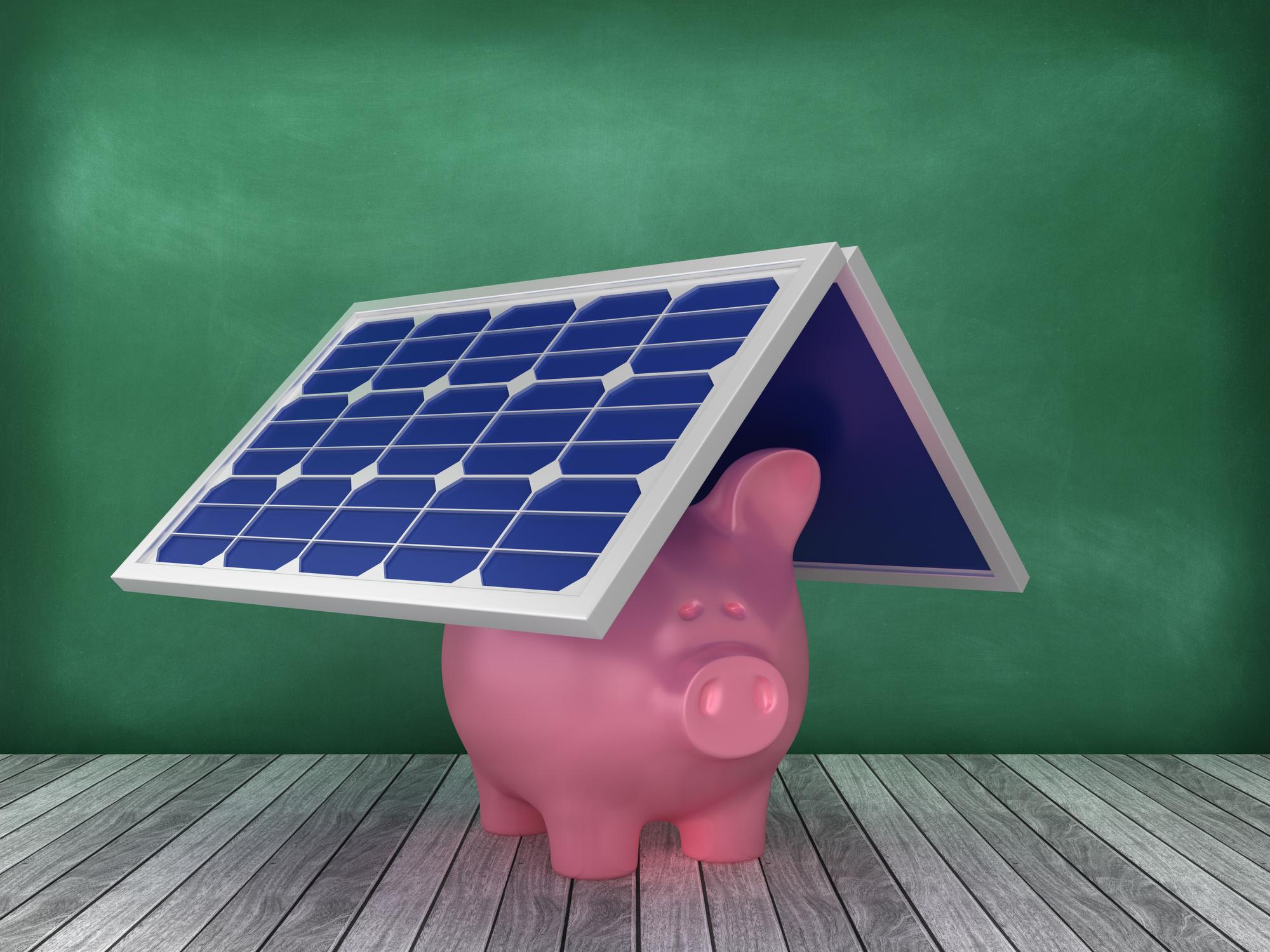 Produza a sua própria energia: poupe o ambiente e nas despesas