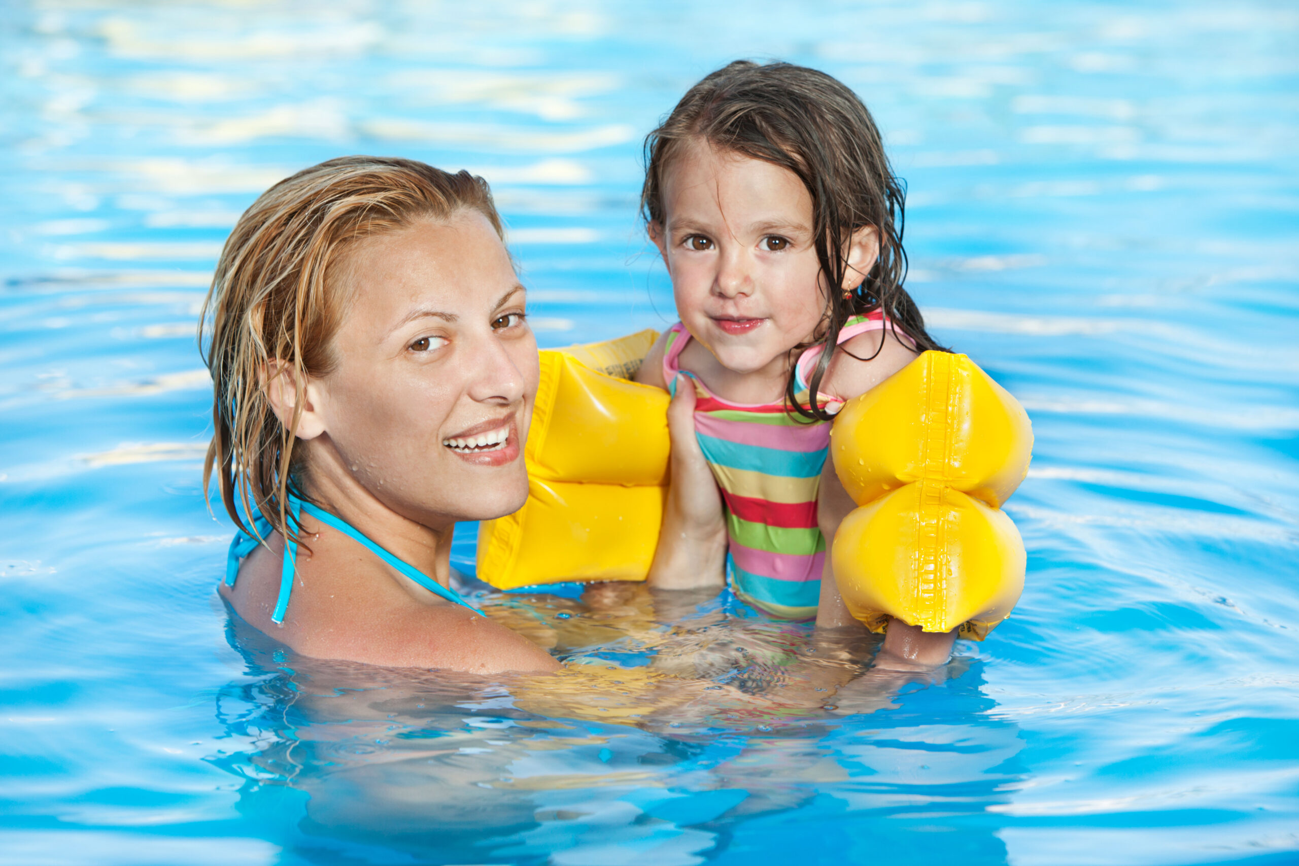 Mantenha as crianças seguras no verão