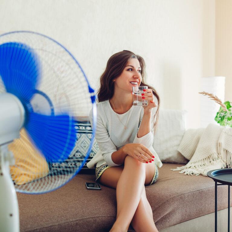 Manter a casa fresca no verão sem ar condicionado