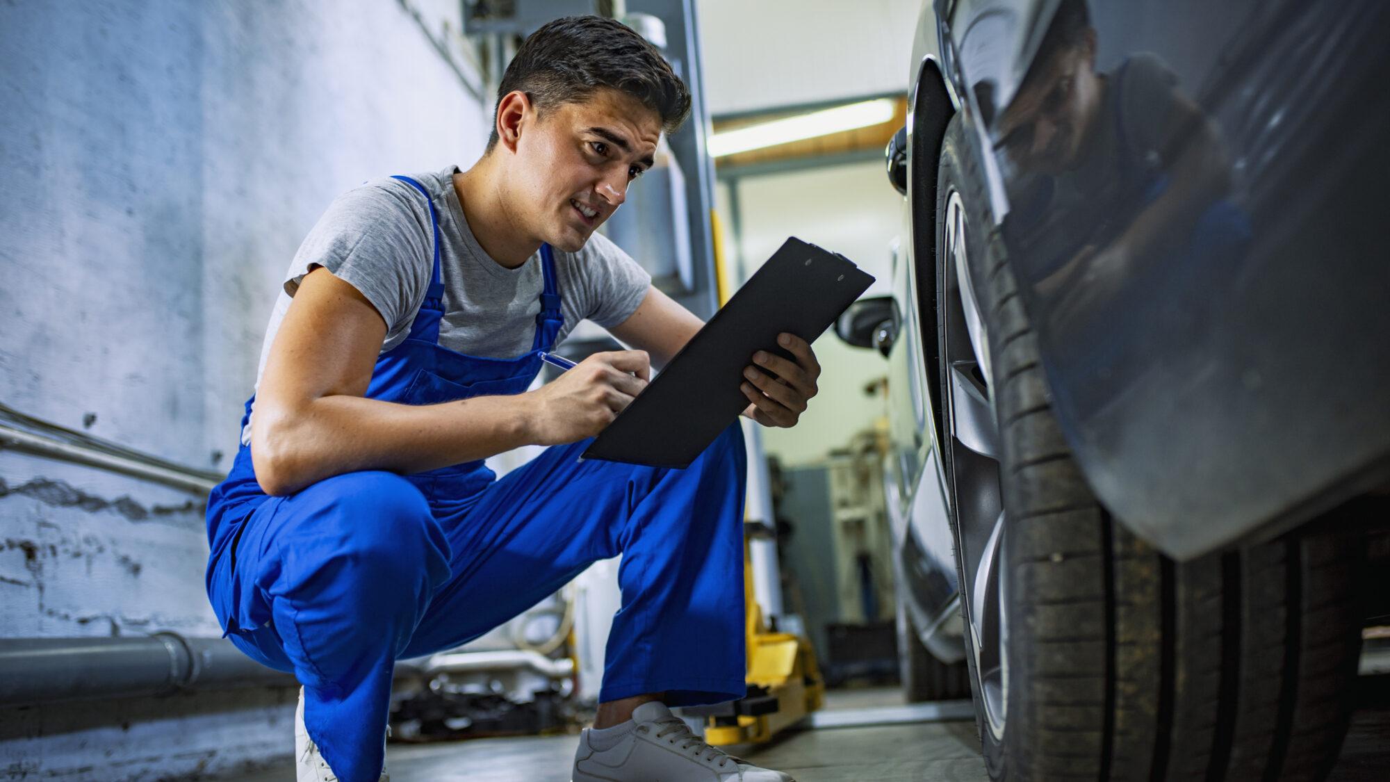 Novas regras na inspeção automóvel já em vigor
