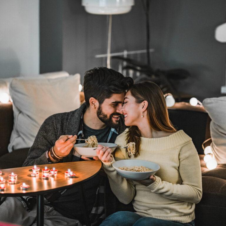 Dicas para um Dia dos Namorados em casa e mais sustentável