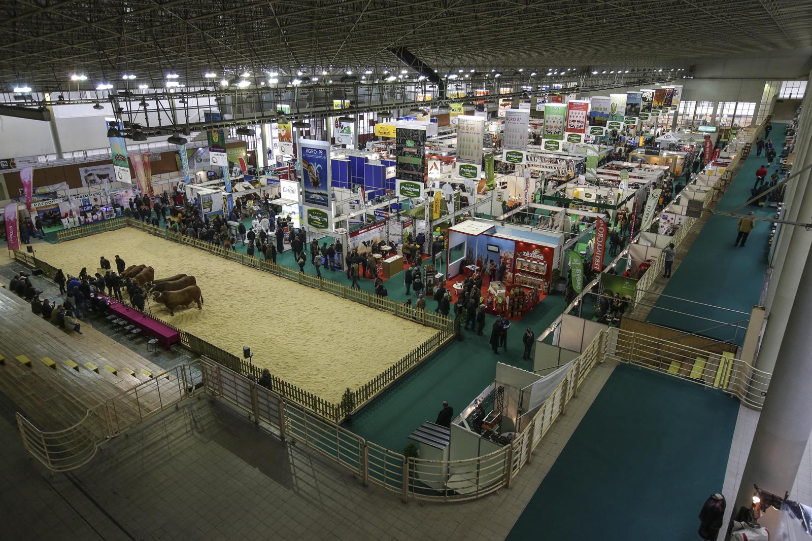 A Feira Internacional de Agricultura, Pecuária e Alimentação (AGRO 2017) atraiu milhares de pessoas ao Parque de Exposições de Braga (PEB)